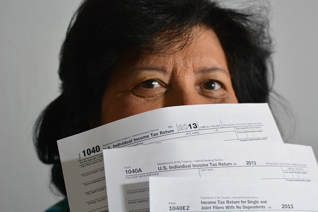 Tax Refund: 'Shocked and Excited'